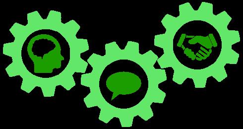 Greenworks Gears - Diplomacy
