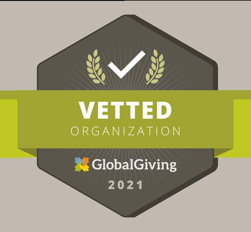 GlobalGiving Vetted Organization 2021